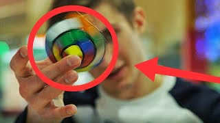 AMAIZING RUBIKS CUBE TRICKS | MAGIC