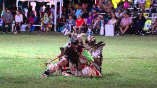 Oklahoma Indian Nations Powwow 2014