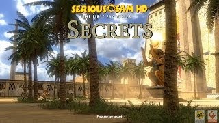 Serious Sam HD: The First Encounter - All Secrets
