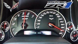 Corvette ZR1 0-300km/h ACCELERATION & SPEED by AutoTopNL