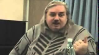 Микола Левашов Зустріч зі студентами, лекція на тему «Походження життя» 6 листопада 2007 року — на