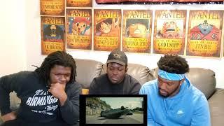 Tenet New Trailer Reaction [confusing]