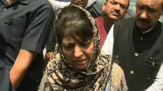 CM Mehbooba Mufti statement on Burhan Wani killing