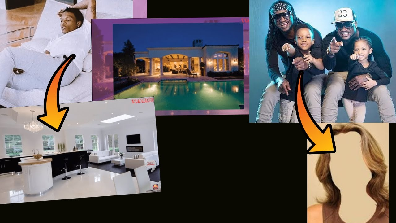 Wizkid's 2.6Million Mansion In London? The Lady Behind Psquare Break UP?
