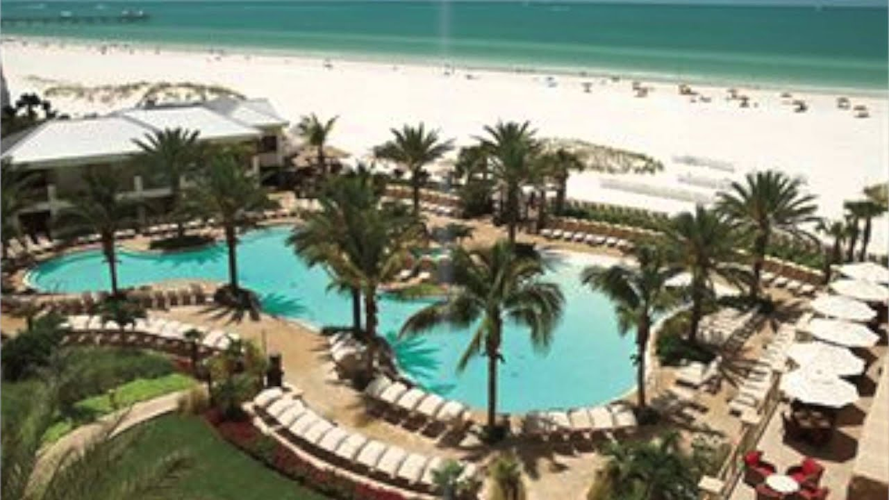 Sandpearl resort clearwater beach fl roomstays com youtube