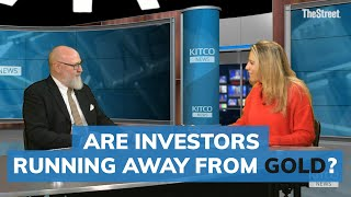 Long-time gold expert weighs in on the metal's recent price action