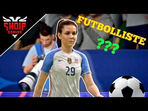 Edhe Motra e Alex Hunter Futbolliste !?!? - FIFA 18 SHQIP | SHQIPGaming