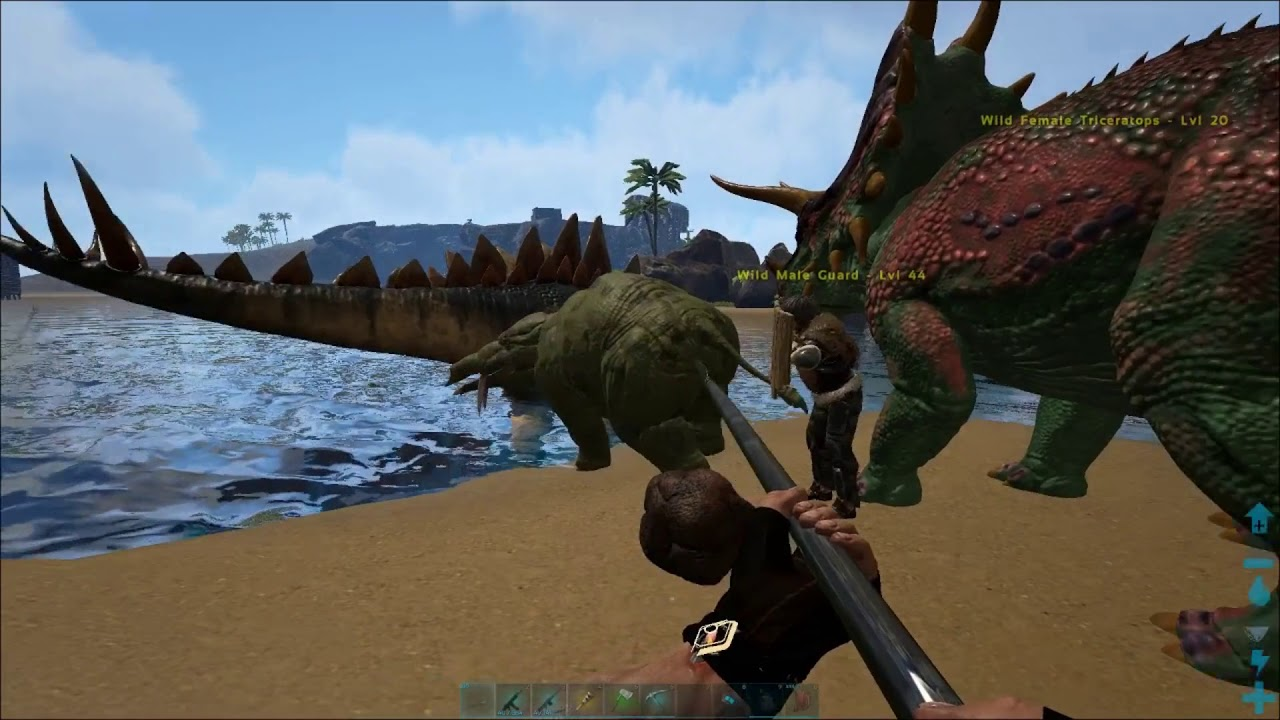 How to tame your human - Taming Human NPCs in ARK: Survival