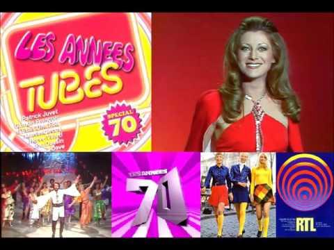 Les Années Tubes Spécial 70 -  Universal Music