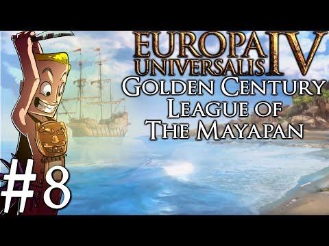 Europa Universalis 4 Golden Century | Huastec | Part 8 | Mayan Colonies