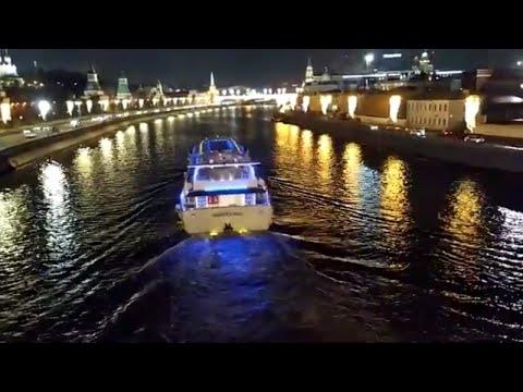 Гуляем по Москве 23 02 2020