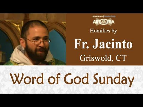 Nourished on the Gospel - Jan 26 - Homily - Fr Jacinto