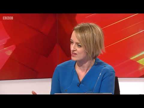 Even Laura Kuenssberg couldn't hide the truth about the budget