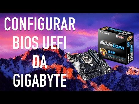 Repeat HACKINTOSH PT-BR - Configurar BIOS UEFI da Gigabyte