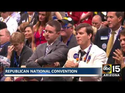 FULL: Both Ivanka Trump & Donald Trump speak at Republican National Convention