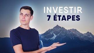 Comment Investir ? (7 étapes simples)