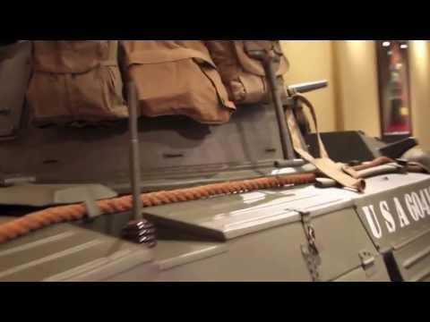 World War 2 Ford M8 Greyhound Armored Car Walk Around
