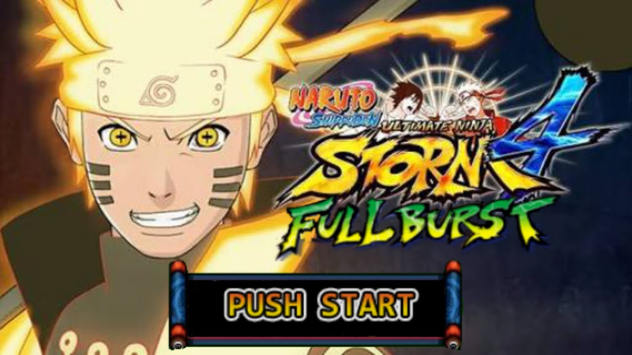 [KAGUYA IT'S HERE] Naruto Senki Full Brust MOD Review And Play