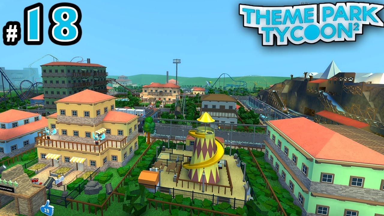 Build Disney Theme Park Game