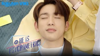 Download He Is Psychometric - EP16 | Napping On Her Lap Mp3