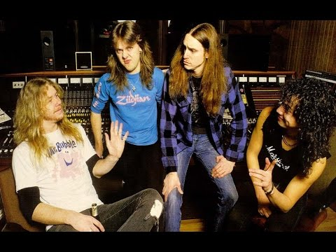 Metallica - WUSC Cleveland Radio Interview with Cliff & Kirk (1985)