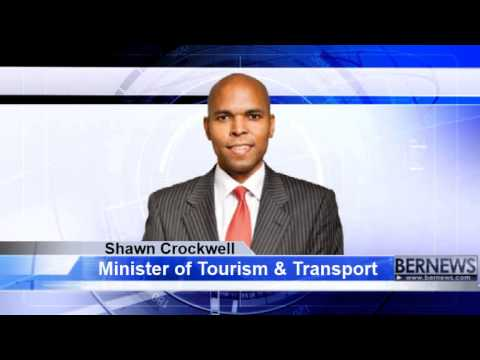 Minister Crockwell On Pink Beach Concessions, July 26 2013