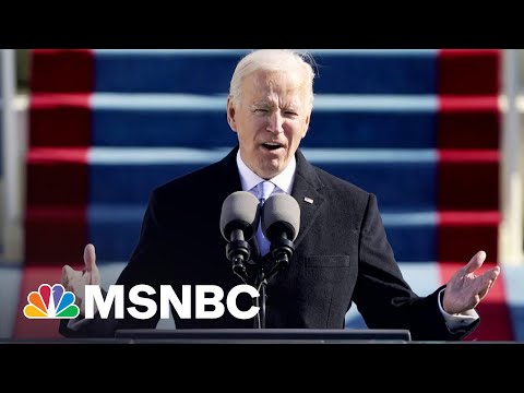 'Self-Sabotage': GOP Flails Post-Trump While Biden's Popularity Soars   The Beat With Ari Melber