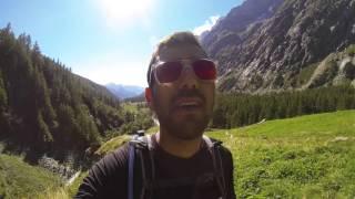 Tour du Mont Blanc (Sep. 2015 GoPro short film - Dan|Asaf|Noam)