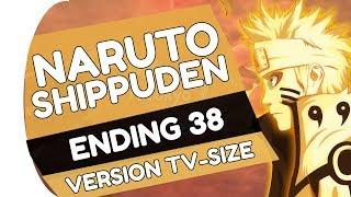 "Naruto Shippuden Ending 38 ""Pino and Amélie"" (Español Latino)"