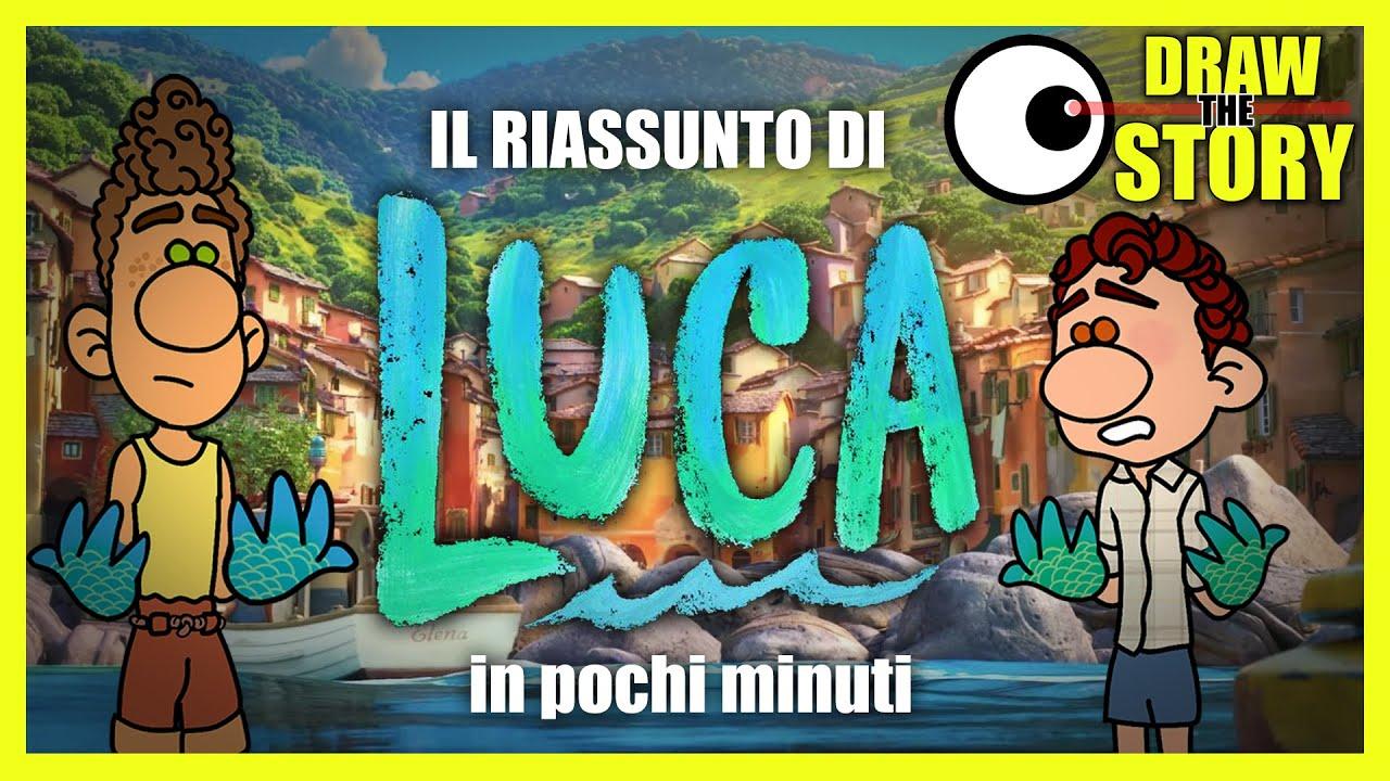 Download Il RIASSUNTO di LUCA in pochi minuti 🧜♀️ Draw The Story