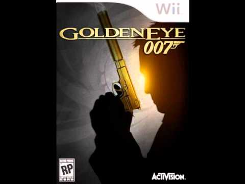 Goldeneye 007 Wii Soundtrack- Stealth