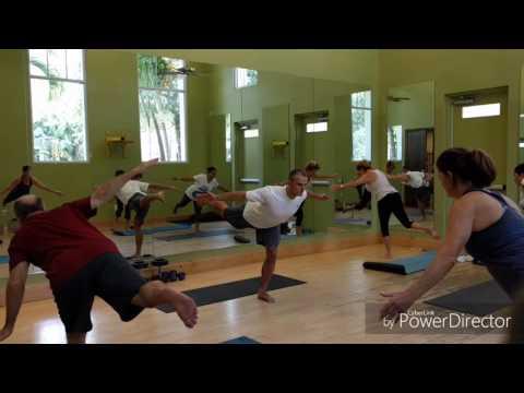 Yoga/Stretch Class West Palm Beach August 2016
