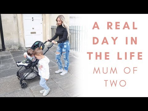 REAL DAY IN THE LIFE | MUM OF TWO | Lucy Jessica Carter