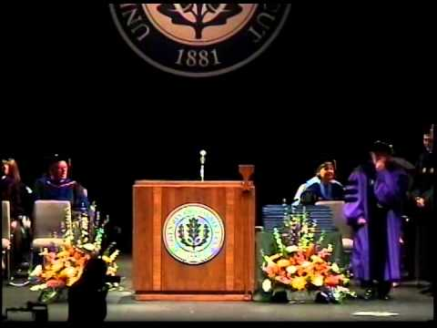 UConn Neag School of Education Commencement 2014