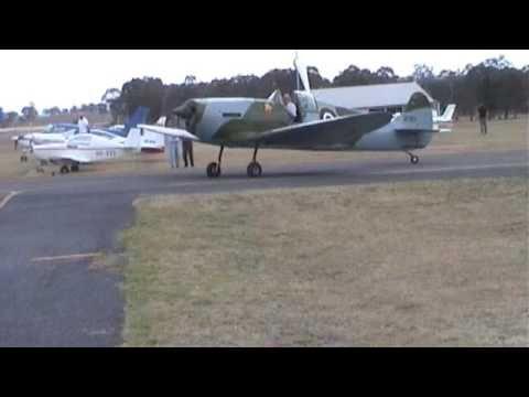 Finch Supermarine Spitfire Mk5