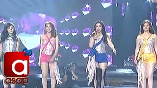 Kathryn, Liza, Janella, Julia sing with the original ASAP It Girls