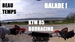 XTREM | BALADE | TEST KTM 85 PREPA BUDRACING !