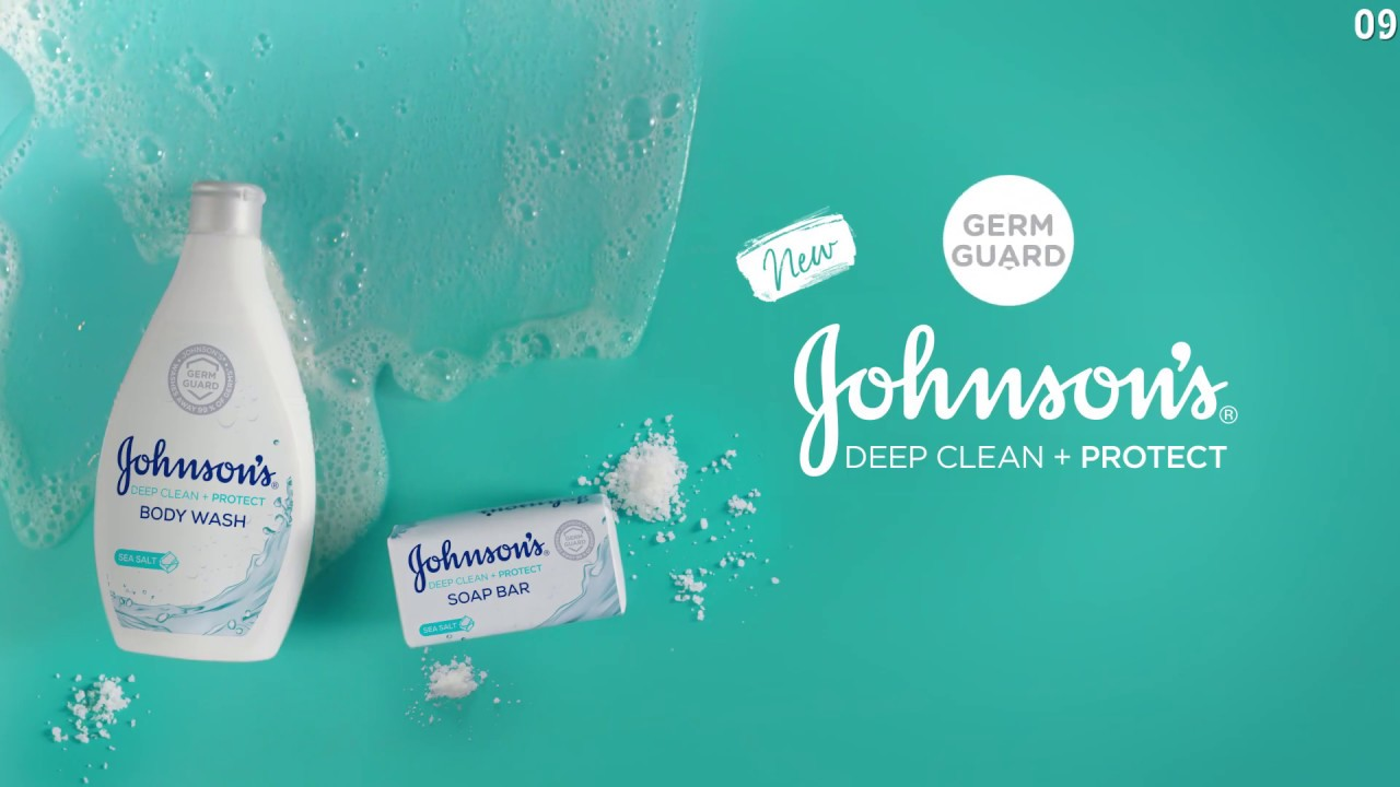 NEW Johnson's Deep Clean