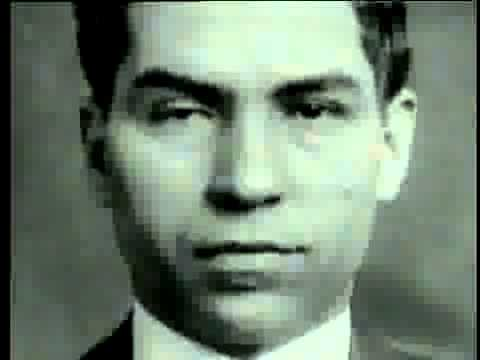 Lucky Luciano Full Documentary  Charles Lucky Luciano Biography  Lucky Luciano Crime Bos