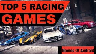 Top 5 Car Racing Games | Android/iOS | Games Of Android
