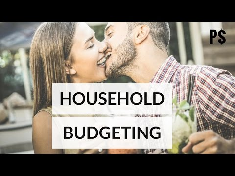 Household Budgeting- All for the Best – Professor Savings