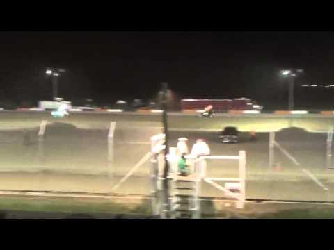 8.28.15 Attica Raceway Park 305 Sprints A Main