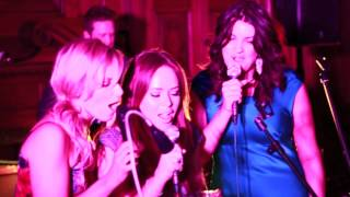 Tanya Burr, Sam & Stacey Sing Karaoke @ Nic's Wedding
