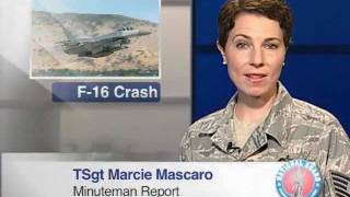 Wisconsin Guard F-16 Crash