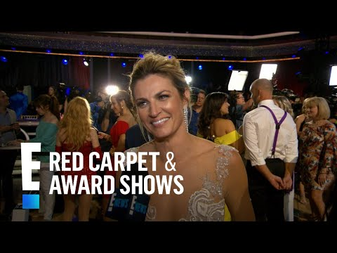 """Erin Andrews Surprised by """"DWTS"""" Final 