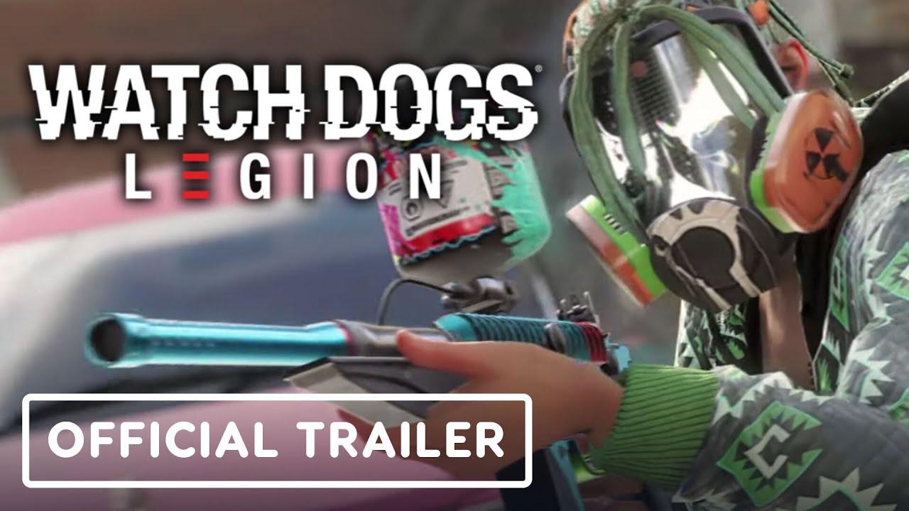 Ubisoft Foward   Watch Dogs Legion