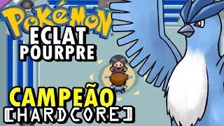 Pokémon Eclat Pourpre (Detonado - Parte 27) - FINAL: NÍVEL DIFÍCIL!