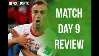 Super Eagles Soar! | Match Day 9 Review | Russia 2018 | #NeeksSports