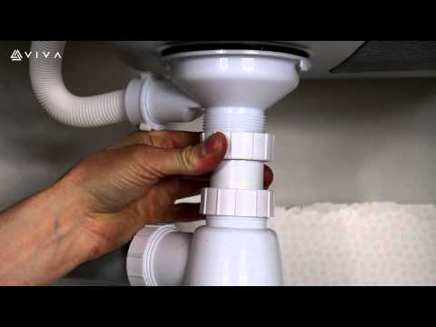 How To Install Or Replace A Universal Telescopic Bottle