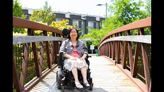 A life impacted, but not defined by Multiple Sclerosis: Bibianne's story